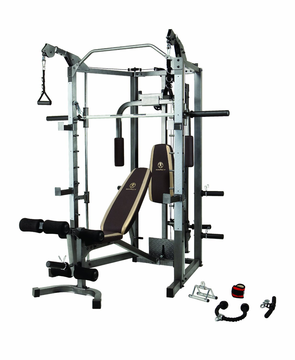 Marcy combo smith machine gt gympump